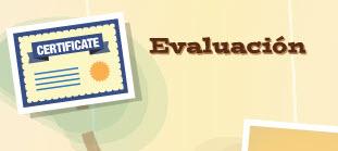 evaluacion Logotipo del curso