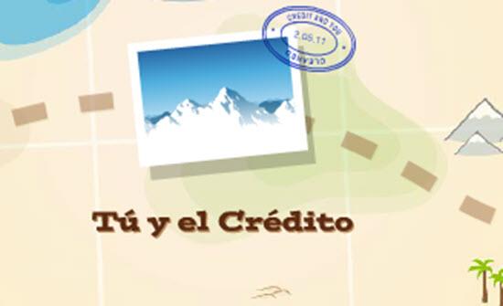 El crédito y tú Logotipo del curso