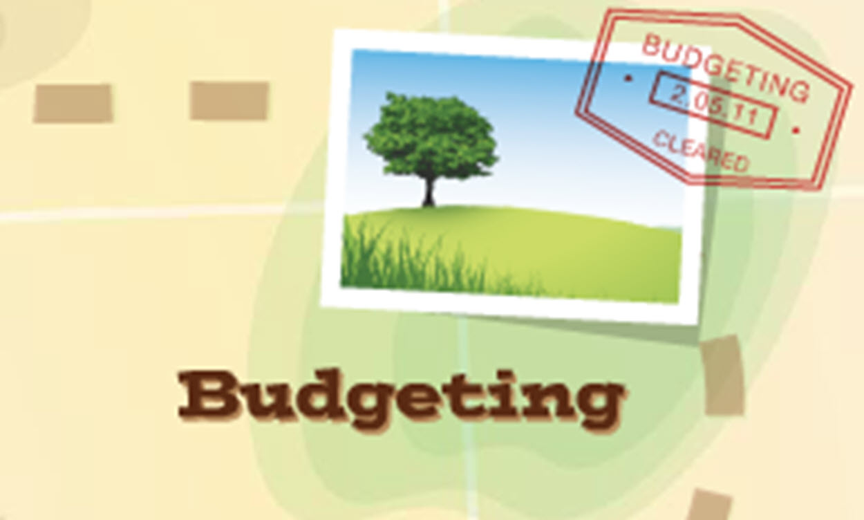 Middle School - Budgeting - Course Header