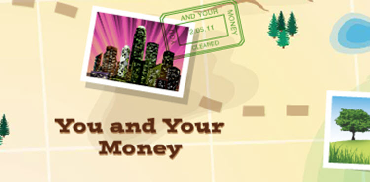 Middle School - You and Your Money - Course Header