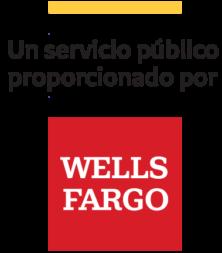 un servicio publico proporcionado por logo